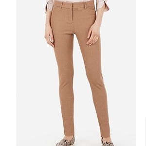 Express Mid Rise Skinny Pants